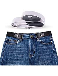 Amazon.es  Blanco - Cinturones   Accesorios  Ropa 79bbea3ead47
