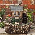 Smart Solar Solar-Wassermühlenbrunnen von Smart Garden - Du und dein Garten