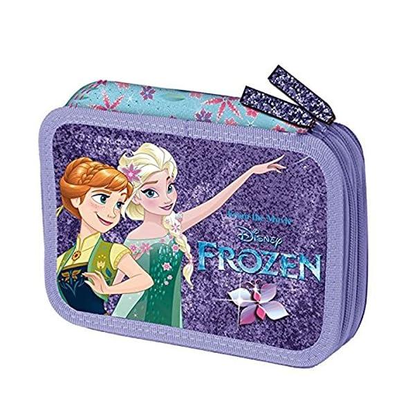 Plumier Frozen Disney Spring Butterflies doble
