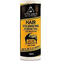 UrbanGabru Hair Volumizing Powder Wax strong hold   Matte Finish   24 hrs hold   100% natural & safe hair styling powder