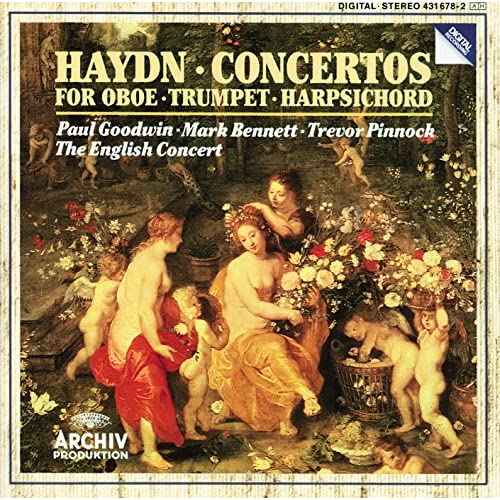 Haydn: Trumpet Concerto In E Flat, Hob. VIIe No.1 - 3. Allegro