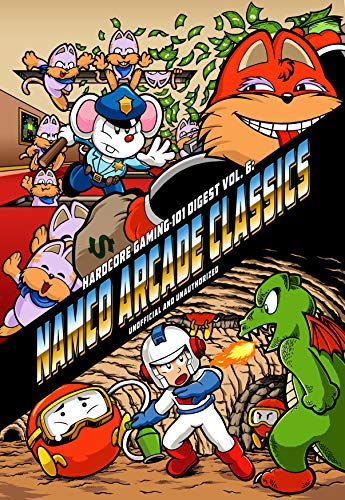 Hardcore Gaming 101 Digest Vol. 6: Namco Arcade Classics (English Edition)