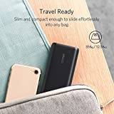 Anker PowerCore 20100 - Ultra High Capacity Power Bank with one of the Most Powerful 4.8A Output, PowerIQ Technology for iPhone 7 /6s /SE, iPad and Samsung Galaxy S8 / S7 and More (Black)