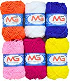 #1: M.G Enterprises Mix 1 for Art & Craft Pack of 6