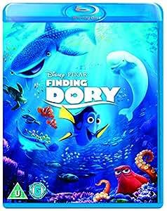 finding dory blu ray 2017 ellen