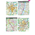 2020 Philip's Big Road Atlas Europe: (A3 Spiral binding) (Philip's Road Atlases) 14