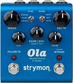 Strymon Ola dBucket Chorus & Vibrato · Guitar Effect