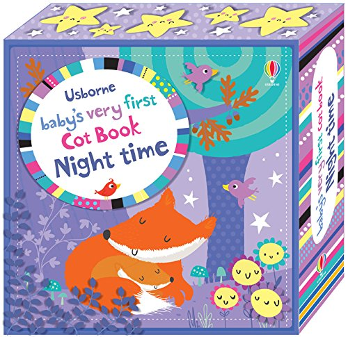 Baby\'s Very First Cot Book Night Time
