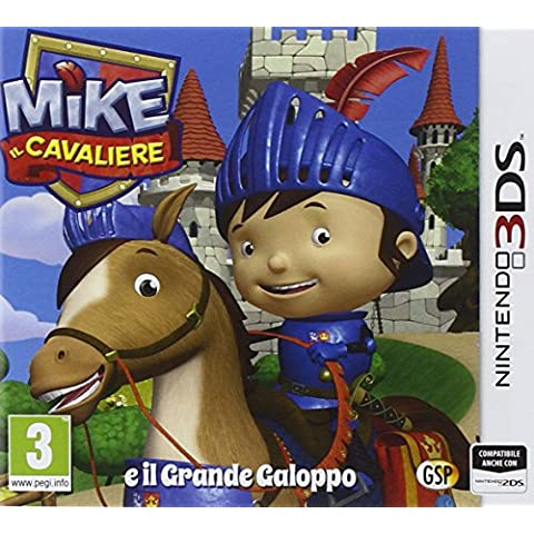 Mike: Il Cavaliere - Nintendo 3DS