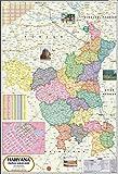 Haryana Political Map