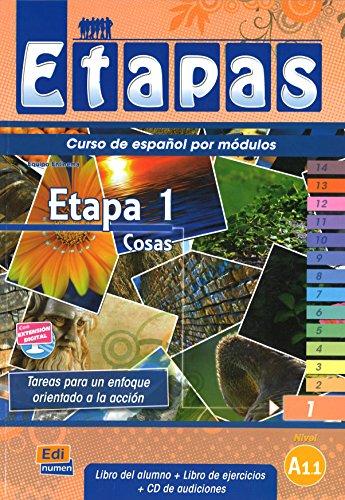 Etapa 1. Cosas -Libro del alumno (Etapas)