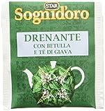 Sognid'oro - Tisane, Complemento Alimentare, Drenante, con Ortica,...
