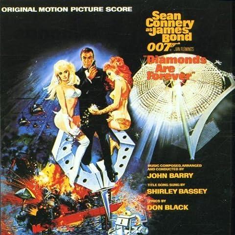 James Bond - Diamonds Are Forever [soundtrack] By John Barry (1995-12-18)