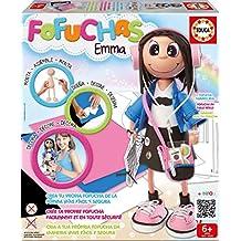 Educa Borrás Fofucha Emma muñeca Estudiante 16375