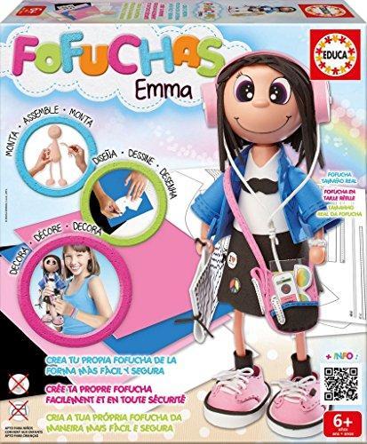 Fofuchas - Emma, juego creativo (Educa Borrás 16375)