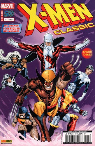 X-Men Classic, N° 5 :