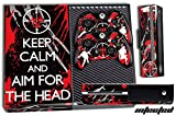 #10: 24*7 Skins Xbox One Console + Controller Skin - Infected