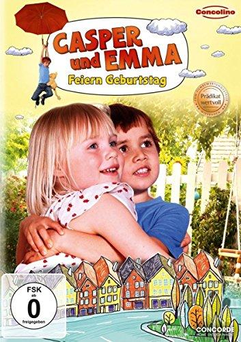 Casper und Emma feiern Geburtstag