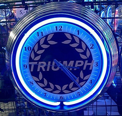 Zoom IMG-1 zeropoint shop neon clock old