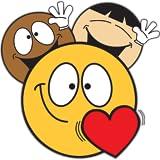 Emojidom smileys et emoticons...