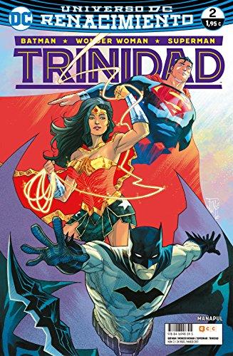 Batman / Superman / Wonder woman: Trinidad (Renacimiento) 2
