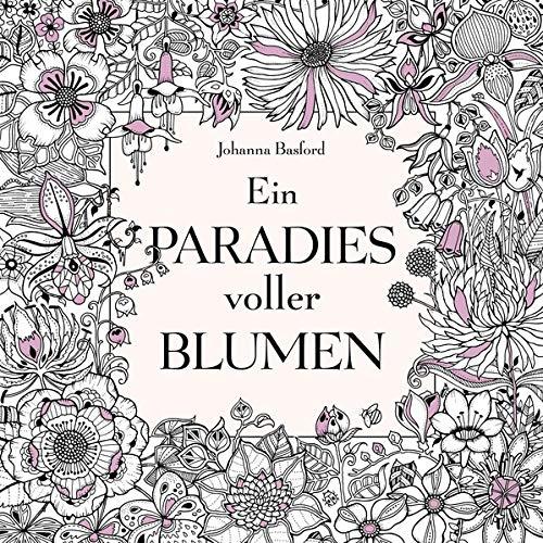 Blumen: Ausmalbuch für Erwachsene ()