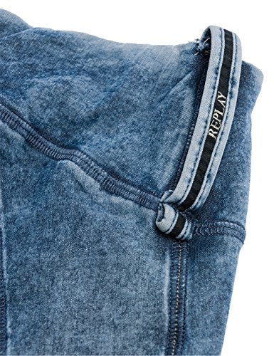 Replay - Anbass, Jeans Uomo Blu (Marble 9)