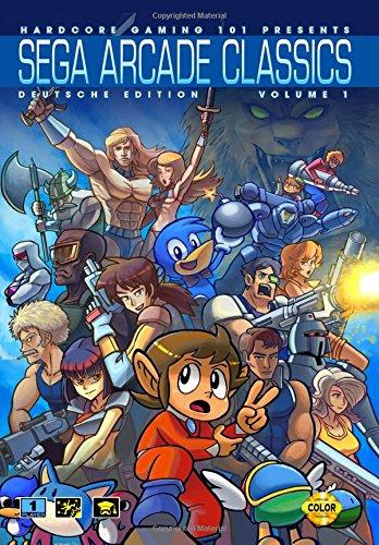 Hardcore Gaming 101 Presents: Sega Arcade Classics Vol. 1 (Deutsche Edition)