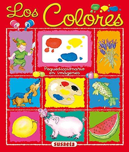 Los colores (Pequediccionario en Imágenes) por Gisela Socolovsky