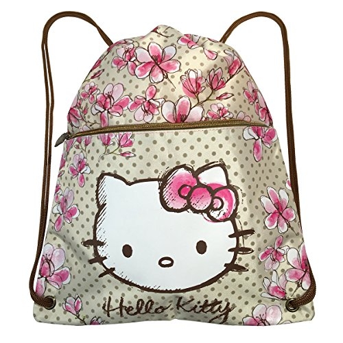 Hello Kitty- Magnolia Slim Turnbeutel