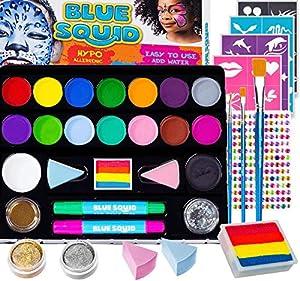 Niños Maquillaje Set Face Paint,