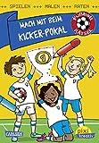 Pixi kreativ 108: Mach mit beim Kicker-Pokal: Spielen, Malen, Raten wie die Weltmeister!: Spielen, raten, malen