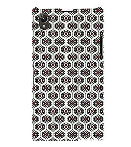 PRINTSWAG PATTERN Designer Back Cover Case for SONY XPERIA Z1