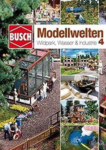Busch 999814-Manualidades Cuaderno Modelo Mundos 4, Vehículo