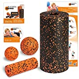 Blackroll Orange (Das Original) Starter Set mit der Faszienrolle Standard