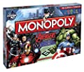 Monopoly Avengers Board Game