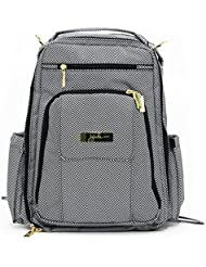 Ju-Ju-Be 14BP01L-TQN-NO SIZE Be Right Back Legacy - Wickelrucksack, Wickeltasche, 30.5 x 13 x 40.5 cm, The Queen of Nile