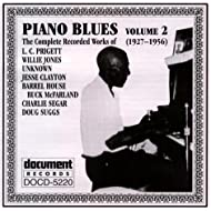 Piano Blues Vol. 2 1927-1956