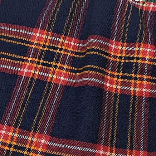 Earl of Inverness Jagd-Tartan-Stoff, 100% reine Wolle, hergestellt in Schottland, 284 g -