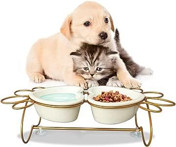 Fressnapf,Hundebar Napf,Futtern/äpfe, Hunde,Edelstahl,Futterstation Futternapf