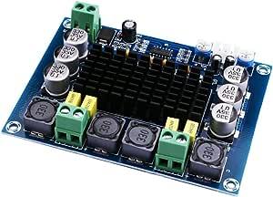 Dollatek 120wx2 Tpa3116d2 Audio Stereo Digital Endstufe Dc12 26v Amp Modul Leiterplatte Mini Board Dual Channel