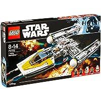 LEGO - 75172 - Star Wars - Jeu de Construction - Y-Wing Starfighter