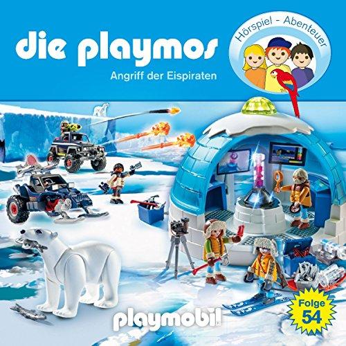Die Playmos (54) Angriff der Eispiraten - floff publishing 2017