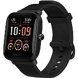 Amazfit Bip U Pro Smart Watch Reloj Inteligente con GPS Incorporado 60+ Modos Deportivos 5 ATM Fitness Tracker Oxígeno Sangre