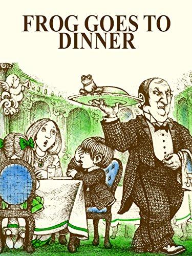 Frog Goes to Dinner [OV/OmU] Mayer Restaurant