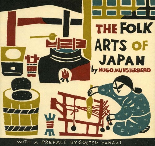 Folk Arts of Japan (English Edition) por Hugo Munsterberg