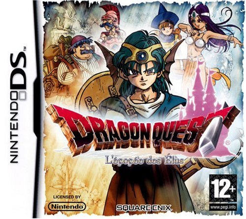 Dragon Quest IV : L'épopée des Elus [FR Import]