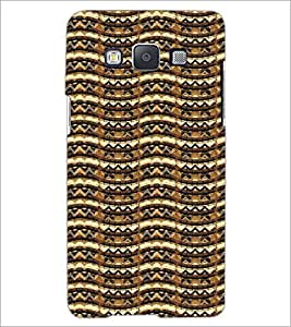 PrintDhaba Pattern D-5247 Back Case Cover for SAMSUNG GALAXY E5 (Multi-Coloured)