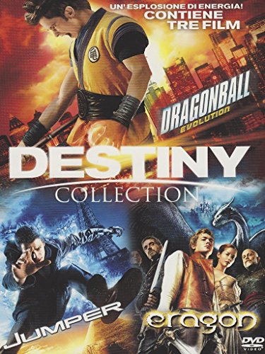 Destiny collection [3 DVDs] [IT Import]