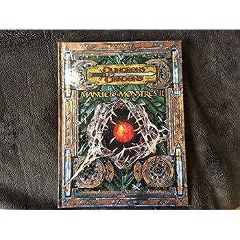 Dungeons & dragons. Manuel des monstres II